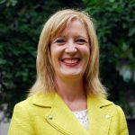 Sharan Kelly, new Chair of EU-CORD